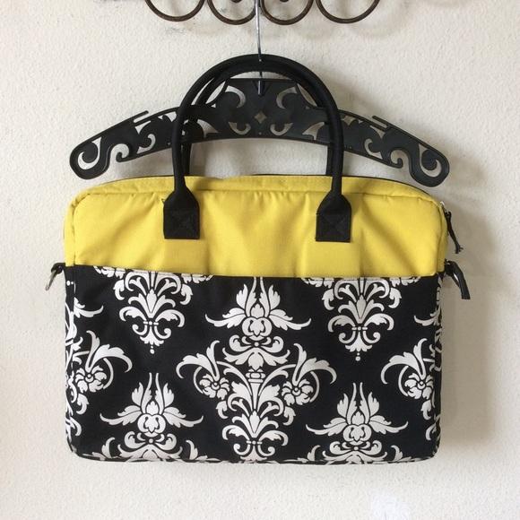 Macy's Handbags - JACKIE Computer Laptop Bag